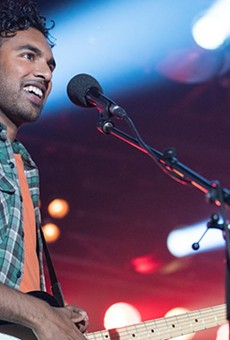 """ack Malik (Himesh Patel) is the only guy who knows the music of the Beatles -- in other words, """"typical Beatles fan."""""""