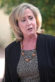 Ann Wagner proved she could stand up to Trump, so why is she so quiet now?