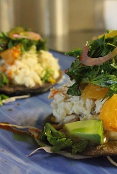 Alta Calle is now open on South Grand, serving elevated Mexican cuisine.