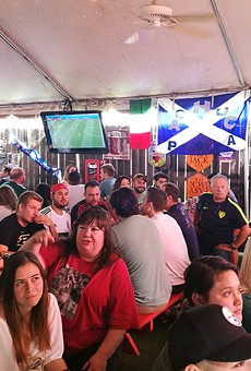 Amsterdam Tavern was the first modern St. Louis bar to speak to soccer fans in a language they understood.