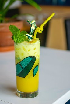 """The Yellowbelly"" breaks the sticky sweet rum drink stereotypes."