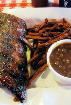 Pappy's Smokehouse has been putting out some of the best barbecue in the country for over a decade.