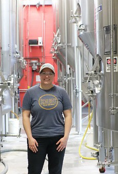 Emily Byrne always knew she had a passion for fermentation, but it took a winemaking gig to make her love brewing beer.