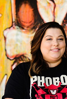 Meggan Sandusky is co-owner of BEAST Craft BBQ.