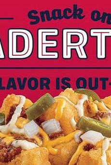 "St. Louis Cardinal Harrison Bader Serves ""BaderTots"" at Sonic Drive-In"