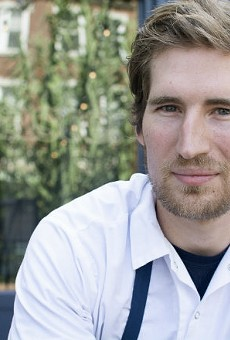 Taste's Matt Wynn came to the kitchen by accident, then never left.