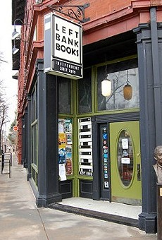 Left Bank Books.
