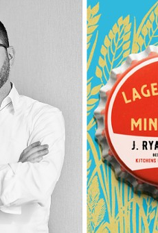 J. Ryan Stradal's second novel, The Lager Queen of Minnesota, was released in July.