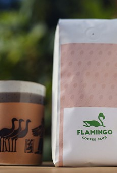 Flamingo Coffee Club recently soft-launched with a trial subscription service on its website.