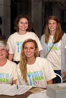 Taste of Green kicks off tomorrow night at 6 p.m.