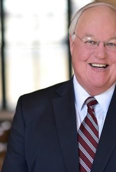 St. Charles County Executive Steve Ehlmann