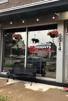 Princeton Heights Marketplace is located at 5514 South Kingshighway Boulevard.