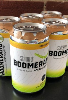 At under 100 calories, Boomerang is poised to compete with the current hard-seltzer craze.