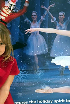 Saint Louis Ballet's The Nutcracker as Reviewed by a Kindergartner