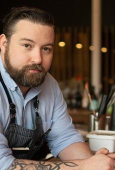 Andy Printy runs the beverage program at Bulrush.