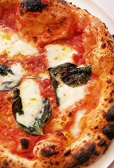Kendele Noto Sieve recommends the Margherita pizza to customers new to Neapolitan-style pizza.