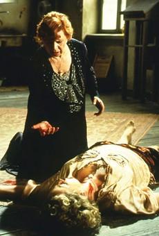 A scene from Ranier Werner Fassbinder's 1980 epic, Berlin Alexanderplatz.