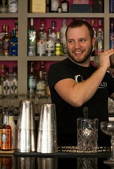 Dale Kyd, Gin Magazine's Bartender of the Year, faces an uncertain future thanks to the COVID-19 pandemic.