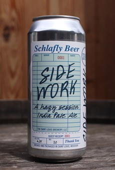 All proceeds from Side Work, a new brew from Schlafly Beer, will go to the Gateway Resilience Fund.