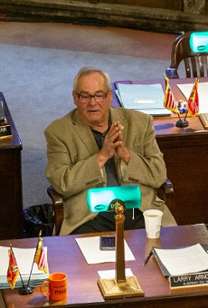 Former St. Louis Alderman Larry Arnowitz was the target of a federal campaign finance investigation.