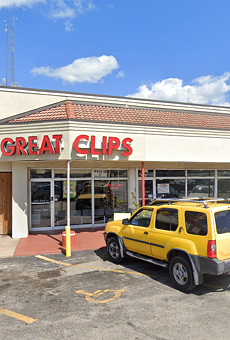 The Great Clips location at 1864 South Glenstone Avenue in Springfield is the site where two hairstylists who tested positive for COVID-19 potentially exposed some 140 customers.