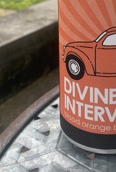What Would Jesus Christ Supercar Drink?