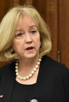 St. Louis Mayor Lyda Krewson should ride off into the sunset.