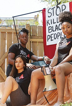 How Four St. Louis Women Organized a Protest That Moved the City