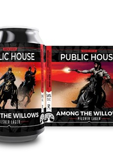 Among the Willows from Public House Brewing Company is becoming easier to find in St. Louis.