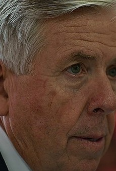 Gov. Mike Parson Calls Special Session on Violence, After Ignoring 2019 Request