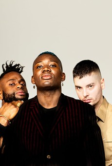 """Pande-Mix Playlist: Young Fathers' """"Shame"""""""
