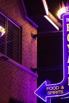 The Royale is one of multiple St. Louis bars that has announced a temporary closure due to COVID-19.