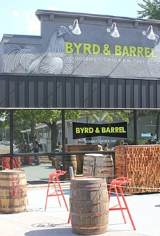 Byrd & Barrell and the Tenderloing Room, are closing their doors, says owner Bob Brazell.
