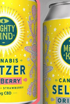Mighty Kind's New Cannabis Seltzer Hits the Growing CBD Market