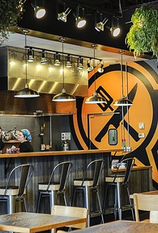 Guerrilla Street Food's Delmar and 2nd Shift Brewery locations have closed as the owners focus on the Webster Groves store.