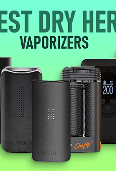 Best Portable Dry Herb Vaporizers [2020 Update]
