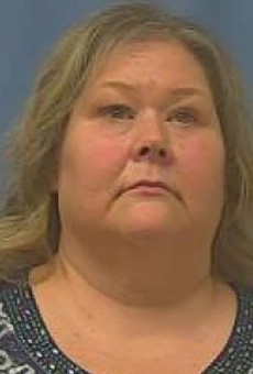 Tracey Ray was arrested on assault charges in November 2019.