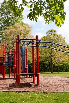 Playgrounds are coming back in St. Louis County.