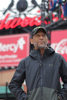 The Rev. Darryl Gray was pepper sprayed, body slammed and arrested near Busch Stadium. Three years later, the city is still trying to make him pay.
