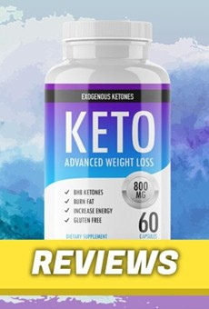 Keto Advanced Weight Loss Reviews - Read Best Keto Diet Pills