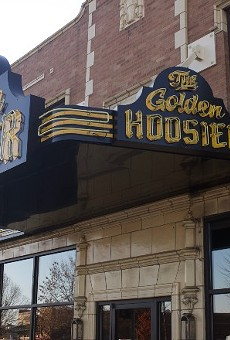 The Golden Hoosier aims to brighten up its stretch of south city.