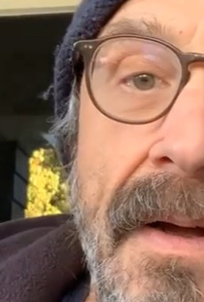 Marc Maron Ends His Love/Hate Relationship With Clementine's Creamery