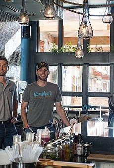 Brandon Holzhueter and Brad Merten will open Loaded Elevated Nachos in St. Charles in early 2021.