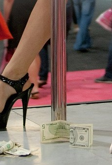 The east side strip club scene has lost another anchor.