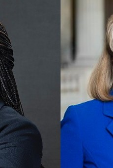 Congresswomen Cori Bush and Ann Wagner illustrate our political divide.