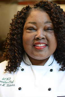 Donna Vickers is carrying on her mother's legacy with Simply Cooking with Donna.