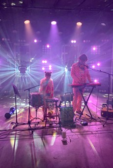 Electric Toothbrush Sisters' set will air on March 21 as part of the I Watched Music on the Internet series.
