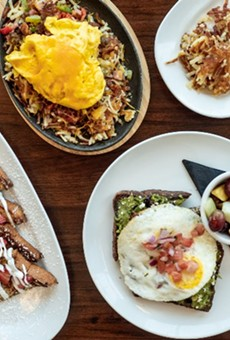Both breakfast fare and new nighttime offerings are on the menu at the new location of Kingside Diner.