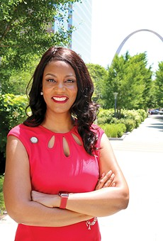 St. Louis Treasurer Tishaura Jones was elected mayor.