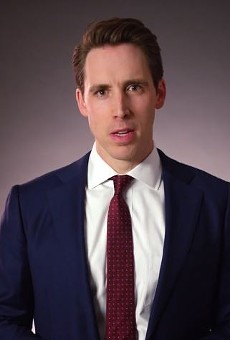 Josh Hawley is no fan of America's pastime when there's money to be made off of outrage.